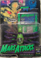 1996 MARS ATTACK S.A.D.A.A.M.A Doom Spider Superflex Action Figure with Software