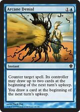 ARCANE DENIAL NM mtg Commander 2013 Blue - Instant Com