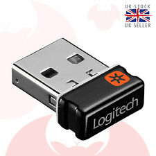 Genuine Logitech Unifying Receiver for M510 M325 M705 K410 M310 M570 MK710 &more