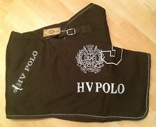 HV Polo Abschwitzdecke Jersey Cooler Reflective Favouritas COFFEE Gr. 145
