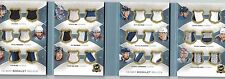 15-16 UD The Cup 12 Way Booklet Relics Patch Roy/Selanne/Sakic/Forsberg 10/24