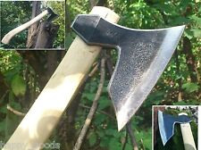 WILDLIFE AXE WOODWORKING CARPENTERS TOOL VIKING HATCHET / 10.93 oz./SMALL / P24S