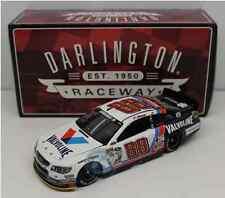 NASCAR 2015 DALE EARNHARDT JR #88 RETRO VALVOLINE DARLINGTON 1/24 DIECAST CAR