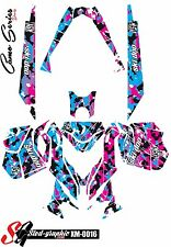 *NEW* SLED GRAPHIC KIT GRAPHICS WRAP FOR SKI-DOO REV XM 2013 2014 2015 xm0016