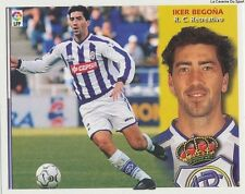 IKER BEGONA # ESPANA RC.RECREATIVO LIGA 2003 ESTE STICKER CROMO