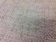 Glant Textiles Basketweave Upholstery Fabric- Chicago Trevira CS/Platinum 8.5 yd