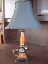 NFL Pro FOOTBALL HALL OF FAME Resin Table Lamp Light NEW In Box 2' TALL Canton