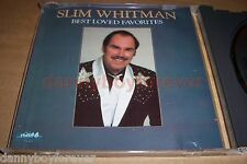 Slim Whitman CD Best Loved Favorites USA 1989 Heartland Music 22 Songs