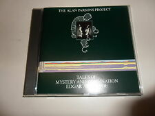 Cd   The Alan Parsons Project  ‎– Tales Of Mystery And Imagination