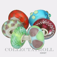 Authentic Trollbeads Silver Spring Kit - 6 Beads   63027