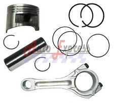 NEW Piston Kit with Connecting Rod Pin Clips Rings FITS Honda GX620 20 HP V Twin