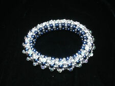 Beaded bracelets. Choice of colors. Asian wedding. Belly dancer