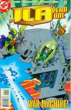 JLA Year One # 7 (of 12) (Barry Kitson) (USA,1998)
