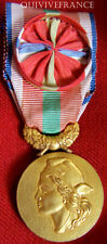 DEC3357 - OFFICIER LE MERITE COMITE SOCIAL - FRENCH MEDAL ORDER