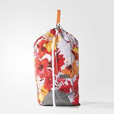 NEW Adidas By Stella McCartney Blossom Print Shopper Bag Backpak