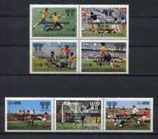 s5441) S.TOME E PRINCIPE 1978 MNH** WC Football - CM Calcio 7v OVPTD WINNERS