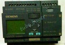 Siemens LOGO! 12/24RC 6ED1 052-1MD00-0BA5 used and good