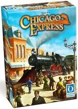 Chicago Express, Boardgame di Harry Wu - Queen Games - Ita/Eng/Fra/Spa/Ger, New