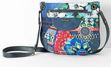 DESIGUAL Bolso Brooklyn Culture Club - Bag - Sac - Nuevo.