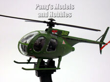 Hughes OH-6 Cayuse (LOH) 1/72 Scale Helicopter Model by Amercom