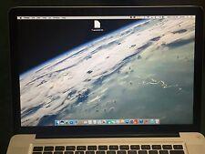 """2011 MacBook Pro 15"""" 2.2GHz i7 Q-core 16Gb ram 1Tb HD + 64Gb SSD"""