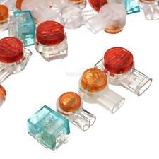100PCS  UY/ UY2 / UR3 / UB épissure connecteur Pour Câble Fil de téléphone