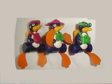 KINDER SURPRISE SET - ROLLING PENGUINS 1996 - FIGURES TOYS COLLECTIBLES