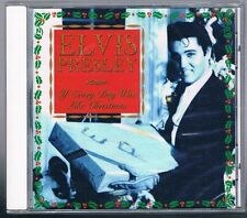 ELVIS PRESLEY IF EVERY DAY WAS LIKE CHRISTMAS CD F.C. NUOVO  SIGILLATO!!!