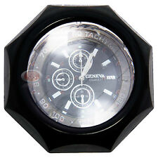 Acrylic Dome 6x Table Top Magnifier Hands-Free Magnification Plastic Octagon
