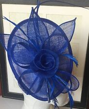 Elegant Headband Fascinator Hat Aliceband Wedding,Royal Ascot, Ladies Day