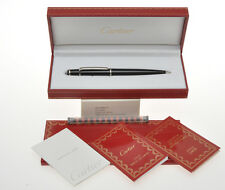 "Cartier Diabolo ST180012 pencil ""composite"" & platinum new pristine in box"