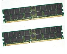 4GB 2x 2GB PC2700 HP - Compaq ProLiant ML150 G2 Memory