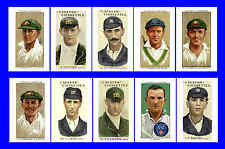 NEW SOUTH WALES - CIGARETTE CARD HEROES -  POSTCARD SET # 1