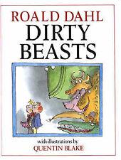 Dirty Beasts by Roald Dahl (Hardback, 1984)