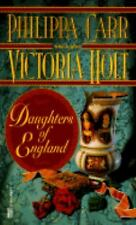 Daughters of England by Philippa Carr/Victoria Holt-Paperback-XX315