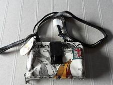 NEW  BIRDS SAKROOTS CROSSBODY HANDBAG SMARTPHONE IPHONE ( INC 6 )HOLDER PURSE