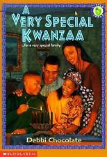 A Very Special Kwanzaa by Debbi Chocolate and Deborah M. Newton Chocolate (1996…