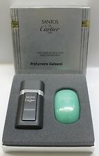 COFANETTO - SANTOS DE CARTIER MASCULINE FRESHNESS EDT SPRAY 50 ml + SOAP 100 g