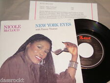 "7"" - Nicole McCloud / New York Eyes & Ordinary Girl / Soul / MINT PROMO # 3555"