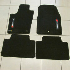 Dodge Durango 2011-2012 Premium Black First & Second Row Carpet Mats Mopar OEM