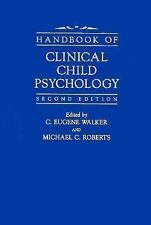 Handbook of Clinical Child Psychology, 2nd Edition, , 0471503614, Book, Acceptab