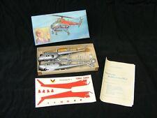 Modèle Avion Kit de montage Plasticart, 1:100 MI-4 + construction