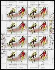 Canada Stamps -Full pane of 16 -Games of / Jeux de la Francophonie #1894-95 MNH