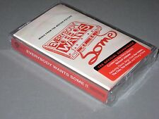 EVERYBODY WANTS SOME official soundtrack CASSETTE TAPE New Sealed CASS