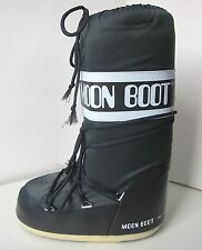 Tecnica MOON BOOT Nylon grau anthracite Gr. 39 - 41 Moon Boots Moonboots grey