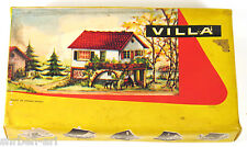 Vintage VILLA Family House 00/H0  Model Building Rail Kit 1960's