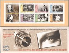 France 1999 Photographers/Photography/Birds/Bicycle/Camera/People bklt (b10019a)