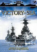 Warfile - Victory At Sea - Across The Globe The War Rages (DVD, 2010)