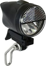 Bike LED Headlight ContecHL-2000 B 40 L USB with Lithium Ion Battery 01522