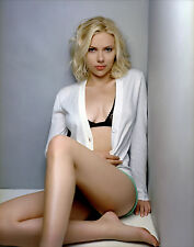 SCARLETT JOHANSSON 8X10 GLOSSY PHOTO PICTURE IMAGE #3